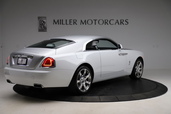 Used 2014 Rolls-Royce Wraith for sale Sold at Rolls-Royce Motor Cars Greenwich in Greenwich CT 06830 9
