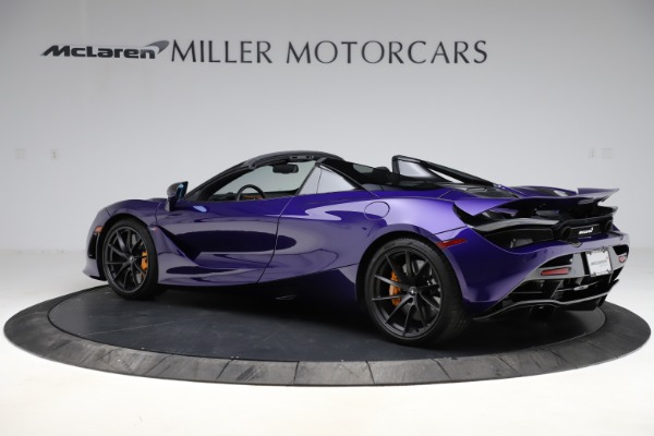 Used 2020 McLaren 720S Spider for sale Call for price at Rolls-Royce Motor Cars Greenwich in Greenwich CT 06830 10
