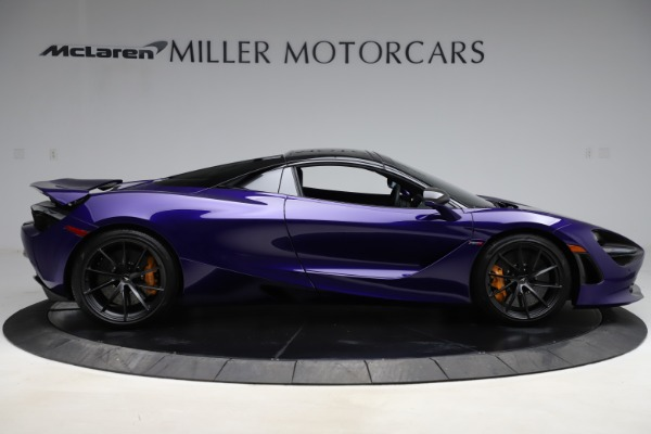 Used 2020 McLaren 720S Spider for sale Call for price at Rolls-Royce Motor Cars Greenwich in Greenwich CT 06830 13