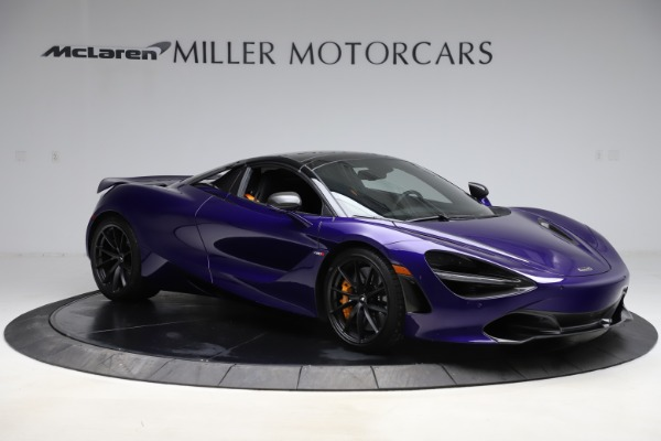 Used 2020 McLaren 720S Spider Performance for sale $324,990 at Rolls-Royce Motor Cars Greenwich in Greenwich CT 06830 14