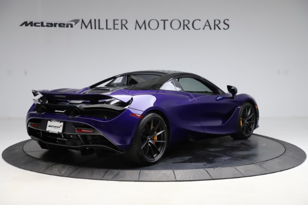 Used 2020 McLaren 720S Spider for sale Call for price at Rolls-Royce Motor Cars Greenwich in Greenwich CT 06830 15