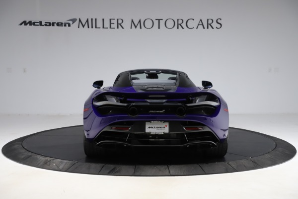 Used 2020 McLaren 720S Spider for sale Call for price at Rolls-Royce Motor Cars Greenwich in Greenwich CT 06830 16