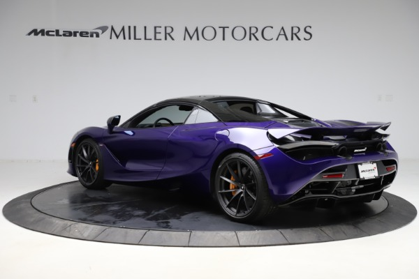 Used 2020 McLaren 720S Spider for sale Call for price at Rolls-Royce Motor Cars Greenwich in Greenwich CT 06830 17