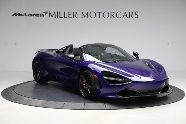 Used 2020 McLaren 720S Spider Performance for sale $324,990 at Rolls-Royce Motor Cars Greenwich in Greenwich CT 06830 4