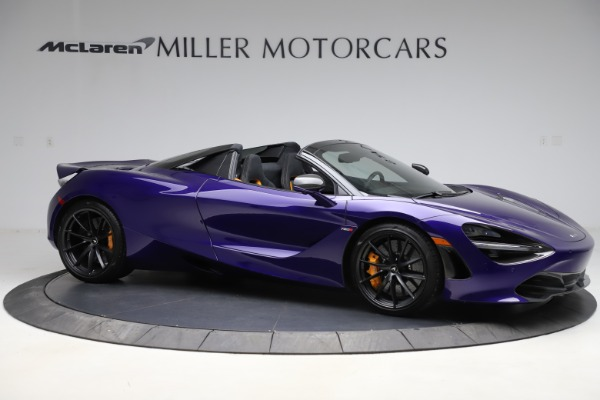 Used 2020 McLaren 720S Spider for sale Call for price at Rolls-Royce Motor Cars Greenwich in Greenwich CT 06830 5