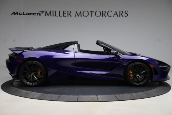 Used 2020 McLaren 720S Spider for sale Call for price at Rolls-Royce Motor Cars Greenwich in Greenwich CT 06830 6