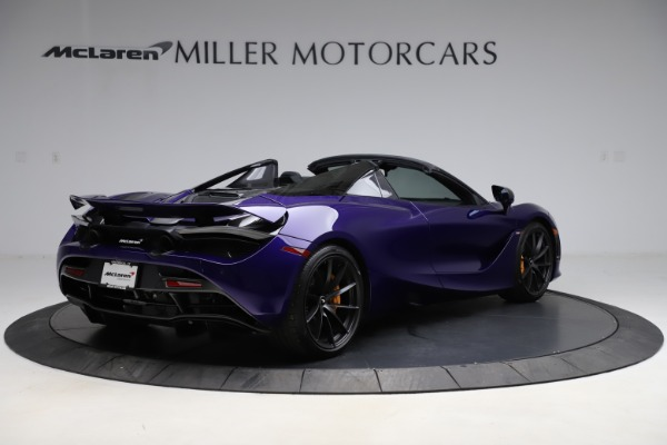 Used 2020 McLaren 720S Spider for sale Call for price at Rolls-Royce Motor Cars Greenwich in Greenwich CT 06830 8