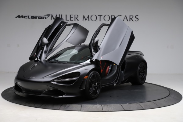 Used 2018 McLaren 720S Performance for sale $239,900 at Rolls-Royce Motor Cars Greenwich in Greenwich CT 06830 13