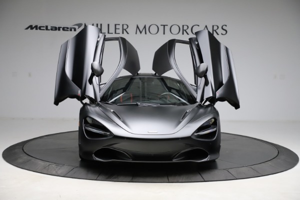 Used 2018 McLaren 720S Performance for sale $239,900 at Rolls-Royce Motor Cars Greenwich in Greenwich CT 06830 14