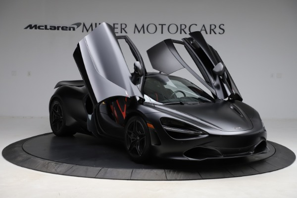 Used 2018 McLaren 720S Performance for sale $239,900 at Rolls-Royce Motor Cars Greenwich in Greenwich CT 06830 15