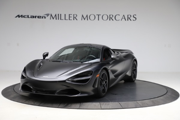 Used 2018 McLaren 720S Performance for sale $239,900 at Rolls-Royce Motor Cars Greenwich in Greenwich CT 06830 2