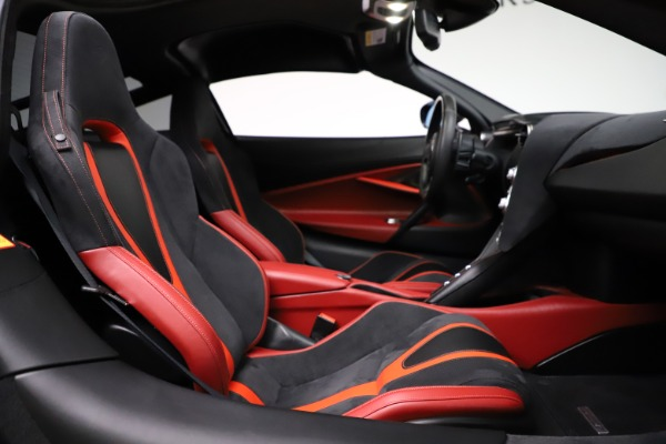 Used 2018 McLaren 720S Performance for sale $239,900 at Rolls-Royce Motor Cars Greenwich in Greenwich CT 06830 24