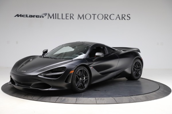 Used 2018 McLaren 720S Performance for sale $239,900 at Rolls-Royce Motor Cars Greenwich in Greenwich CT 06830 1