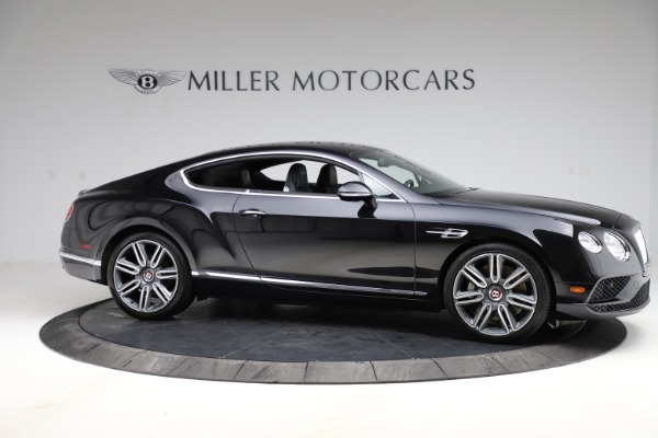 Used 2017 Bentley Continental GT V8 for sale $139,900 at Rolls-Royce Motor Cars Greenwich in Greenwich CT 06830 10
