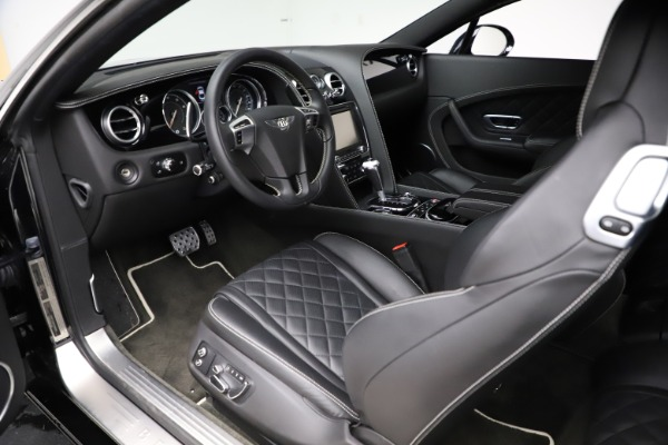 Used 2017 Bentley Continental GT V8 for sale $139,900 at Rolls-Royce Motor Cars Greenwich in Greenwich CT 06830 17