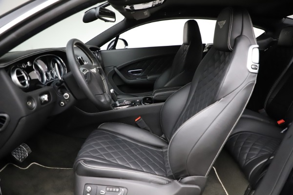 Used 2017 Bentley Continental GT V8 for sale $139,900 at Rolls-Royce Motor Cars Greenwich in Greenwich CT 06830 18