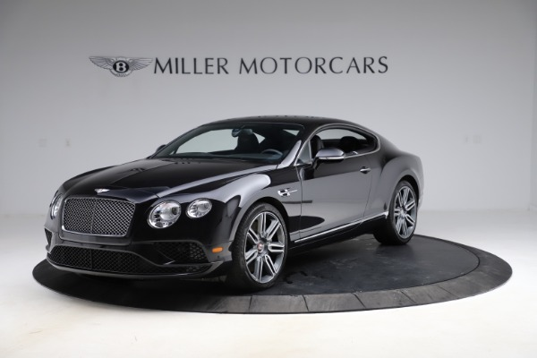 Used 2017 Bentley Continental GT V8 for sale $139,900 at Rolls-Royce Motor Cars Greenwich in Greenwich CT 06830 2