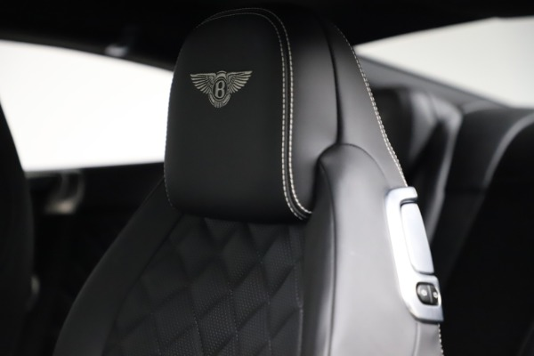Used 2017 Bentley Continental GT V8 for sale $139,900 at Rolls-Royce Motor Cars Greenwich in Greenwich CT 06830 20