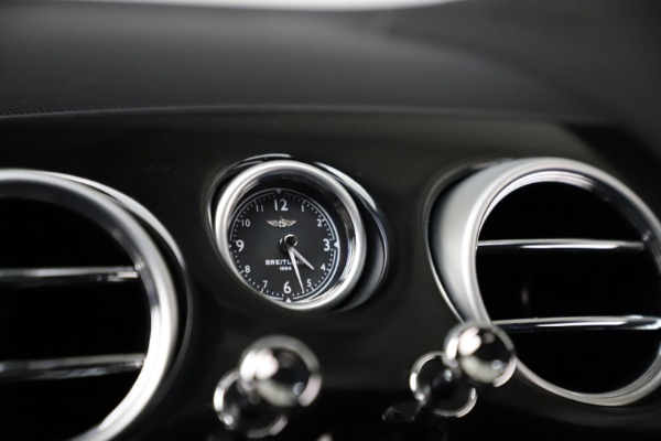 Used 2017 Bentley Continental GT V8 for sale $139,900 at Rolls-Royce Motor Cars Greenwich in Greenwich CT 06830 22