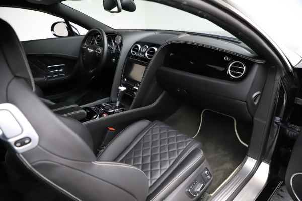 Used 2017 Bentley Continental GT V8 for sale $139,900 at Rolls-Royce Motor Cars Greenwich in Greenwich CT 06830 23