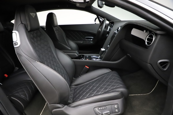 Used 2017 Bentley Continental GT V8 for sale $139,900 at Rolls-Royce Motor Cars Greenwich in Greenwich CT 06830 24