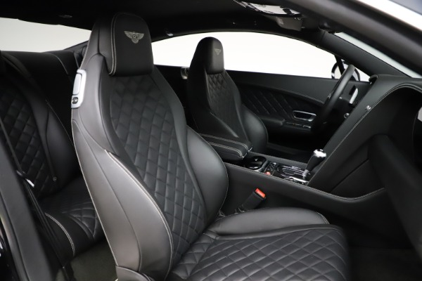 Used 2017 Bentley Continental GT V8 for sale $139,900 at Rolls-Royce Motor Cars Greenwich in Greenwich CT 06830 25