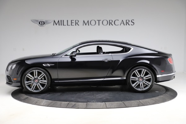 Used 2017 Bentley Continental GT V8 for sale $139,900 at Rolls-Royce Motor Cars Greenwich in Greenwich CT 06830 3