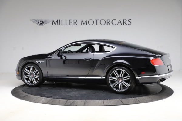 Used 2017 Bentley Continental GT V8 for sale $139,900 at Rolls-Royce Motor Cars Greenwich in Greenwich CT 06830 4