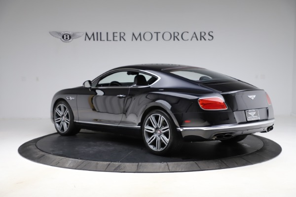 Used 2017 Bentley Continental GT V8 for sale $139,900 at Rolls-Royce Motor Cars Greenwich in Greenwich CT 06830 5
