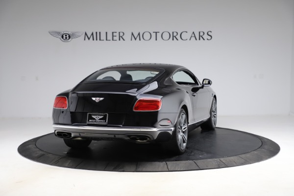 Used 2017 Bentley Continental GT V8 for sale $139,900 at Rolls-Royce Motor Cars Greenwich in Greenwich CT 06830 7