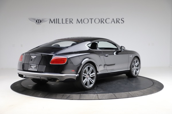 Used 2017 Bentley Continental GT V8 for sale $139,900 at Rolls-Royce Motor Cars Greenwich in Greenwich CT 06830 8