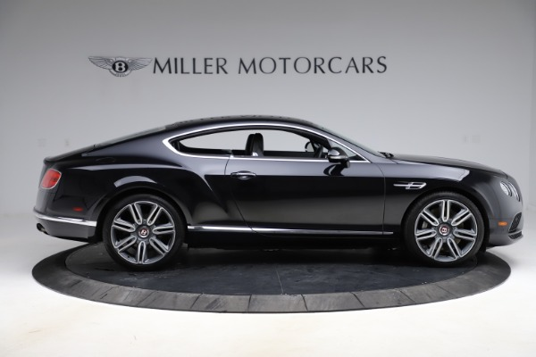 Used 2017 Bentley Continental GT V8 for sale $139,900 at Rolls-Royce Motor Cars Greenwich in Greenwich CT 06830 9