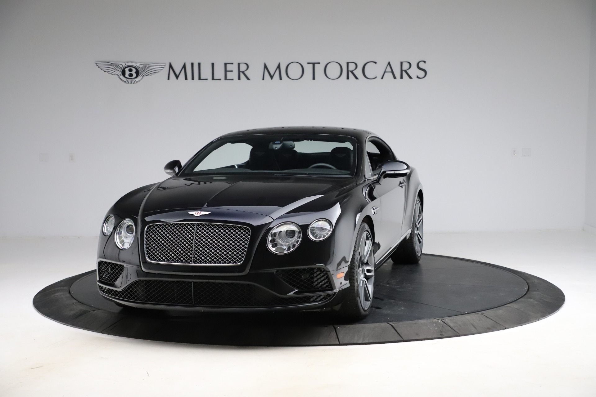 Used 2017 Bentley Continental GT V8 for sale $139,900 at Rolls-Royce Motor Cars Greenwich in Greenwich CT 06830 1
