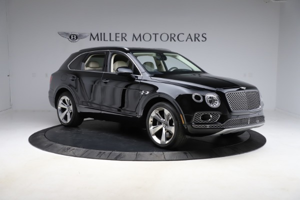 Used 2018 Bentley Bentayga W12 Signature Edition for sale $154,900 at Rolls-Royce Motor Cars Greenwich in Greenwich CT 06830 12
