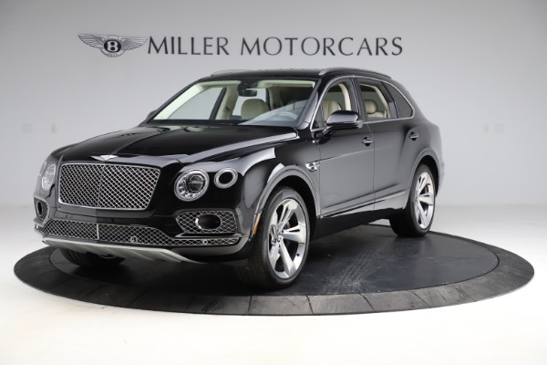 Used 2018 Bentley Bentayga W12 Signature for sale $154,900 at Rolls-Royce Motor Cars Greenwich in Greenwich CT 06830 2