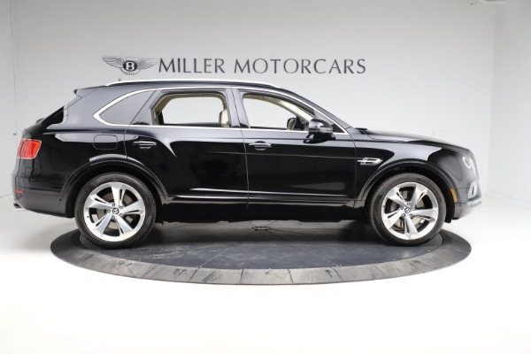 Used 2018 Bentley Bentayga W12 Signature Edition for sale $154,900 at Rolls-Royce Motor Cars Greenwich in Greenwich CT 06830 9