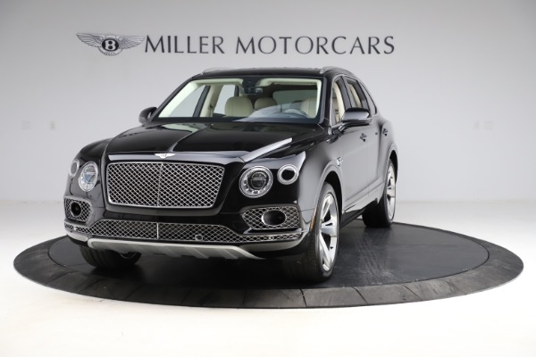Used 2018 Bentley Bentayga W12 Signature Edition for sale $154,900 at Rolls-Royce Motor Cars Greenwich in Greenwich CT 06830 1
