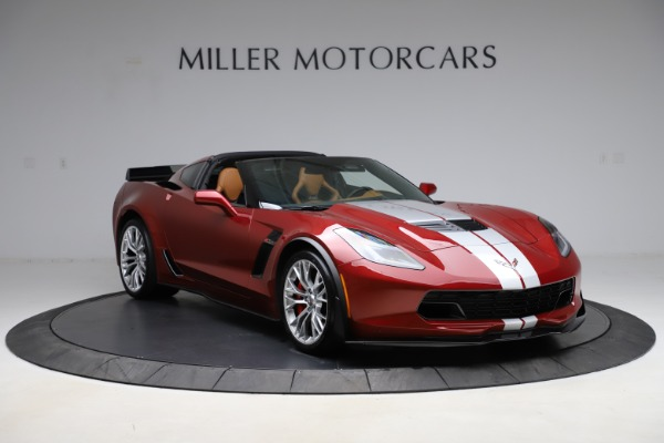 Used 2015 Chevrolet Corvette Z06 for sale $85,900 at Rolls-Royce Motor Cars Greenwich in Greenwich CT 06830 10