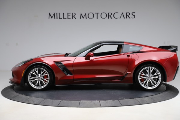 Used 2015 Chevrolet Corvette Z06 for sale $85,900 at Rolls-Royce Motor Cars Greenwich in Greenwich CT 06830 12