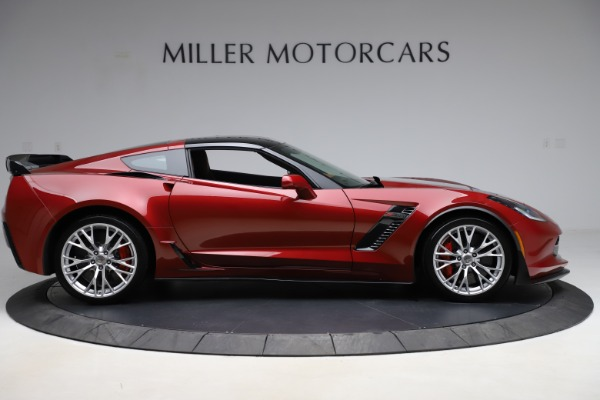 Used 2015 Chevrolet Corvette Z06 for sale $85,900 at Rolls-Royce Motor Cars Greenwich in Greenwich CT 06830 13
