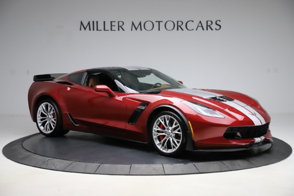 Used 2015 Chevrolet Corvette Z06 for sale $85,900 at Rolls-Royce Motor Cars Greenwich in Greenwich CT 06830 14