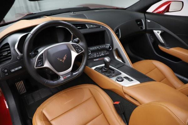 Used 2015 Chevrolet Corvette Z06 for sale $85,900 at Rolls-Royce Motor Cars Greenwich in Greenwich CT 06830 16