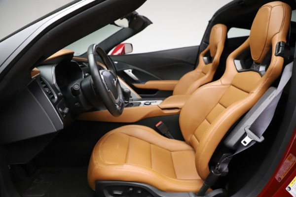 Used 2015 Chevrolet Corvette Z06 for sale $85,900 at Rolls-Royce Motor Cars Greenwich in Greenwich CT 06830 17