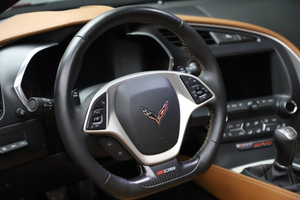 Used 2015 Chevrolet Corvette Z06 for sale $85,900 at Rolls-Royce Motor Cars Greenwich in Greenwich CT 06830 19