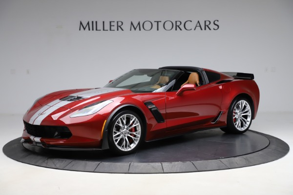 Used 2015 Chevrolet Corvette Z06 for sale $85,900 at Rolls-Royce Motor Cars Greenwich in Greenwich CT 06830 2