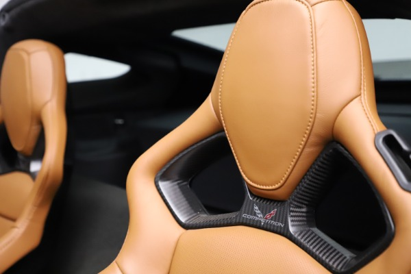 Used 2015 Chevrolet Corvette Z06 for sale $85,900 at Rolls-Royce Motor Cars Greenwich in Greenwich CT 06830 22