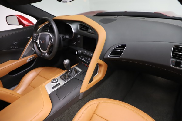 Used 2015 Chevrolet Corvette Z06 for sale $85,900 at Rolls-Royce Motor Cars Greenwich in Greenwich CT 06830 23