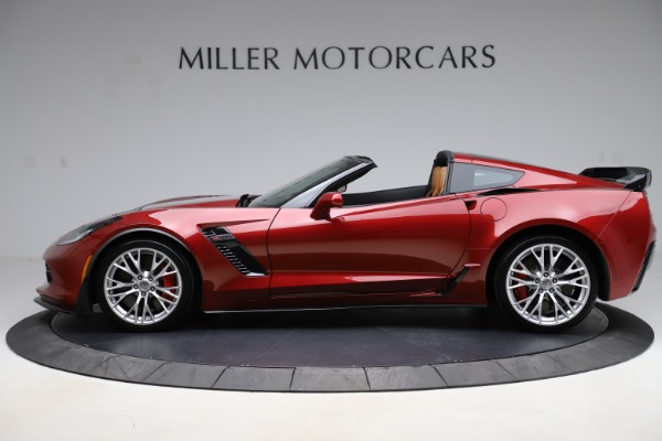 Used 2015 Chevrolet Corvette Z06 for sale $85,900 at Rolls-Royce Motor Cars Greenwich in Greenwich CT 06830 3