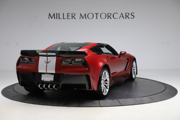 Used 2015 Chevrolet Corvette Z06 for sale $85,900 at Rolls-Royce Motor Cars Greenwich in Greenwich CT 06830 7