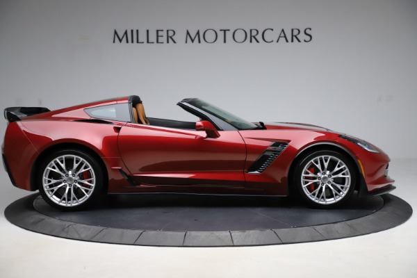 Used 2015 Chevrolet Corvette Z06 for sale $85,900 at Rolls-Royce Motor Cars Greenwich in Greenwich CT 06830 8